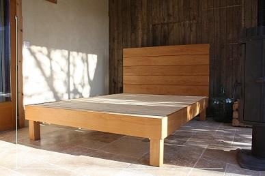 sommiers bois non traite sommeil nature. Black Bedroom Furniture Sets. Home Design Ideas